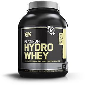 Recommended Supplements - Whey Protein Powder