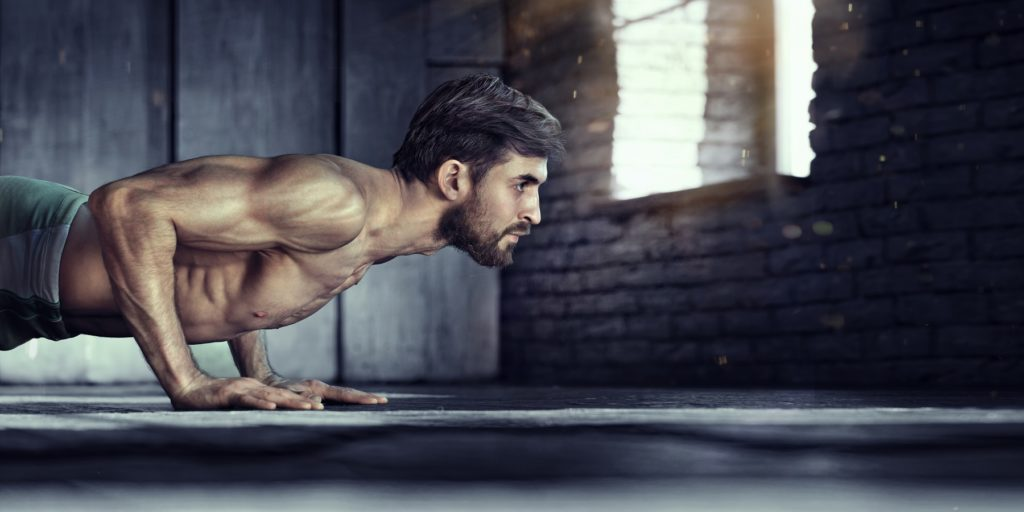 Fit For Life workout plan for men