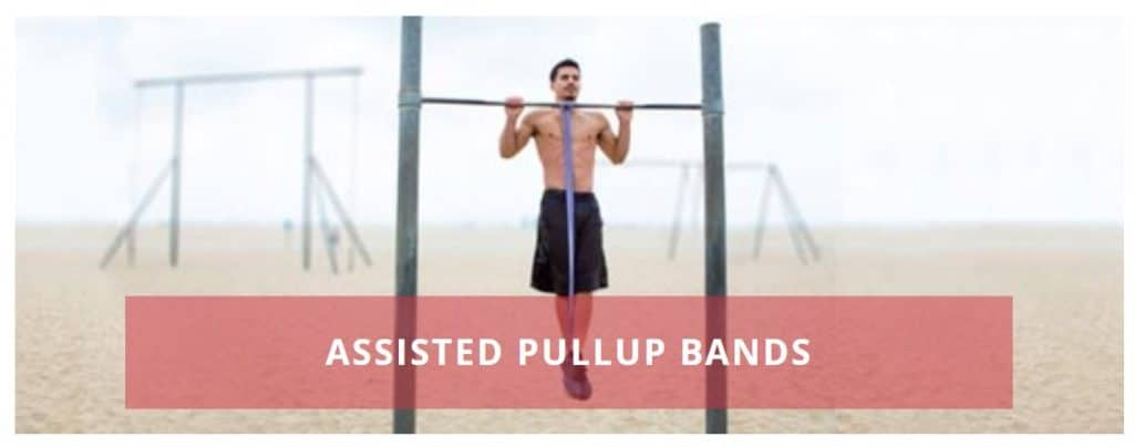Fit Life Assisted Pullup Bands