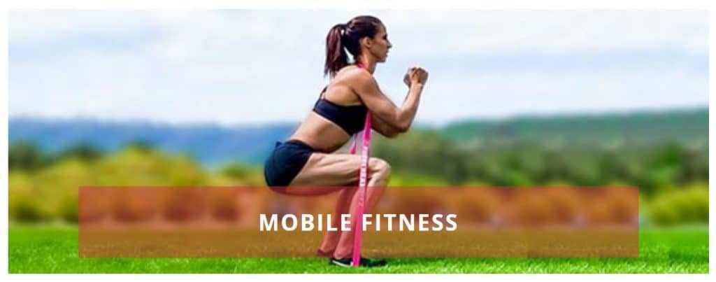 Fit Life Mobile Fitness Resistance Bands