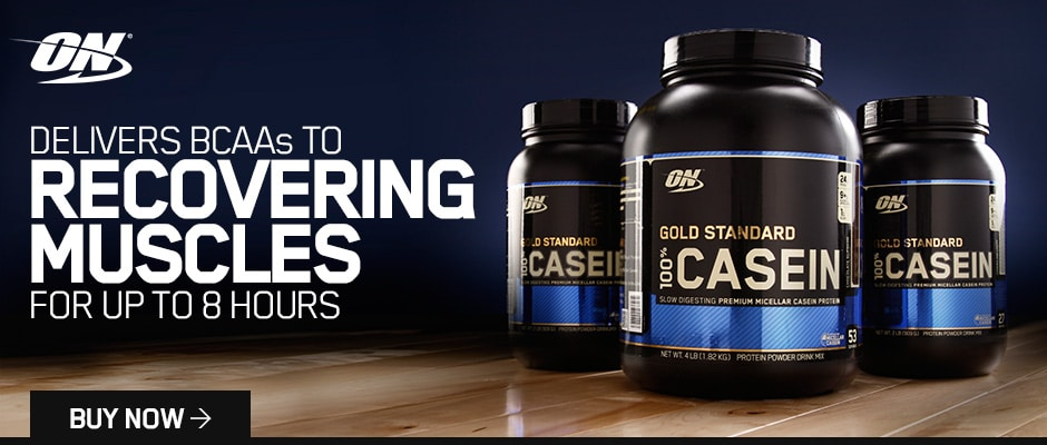 Casein Protein Powder - Fit Life Recommended Supplement