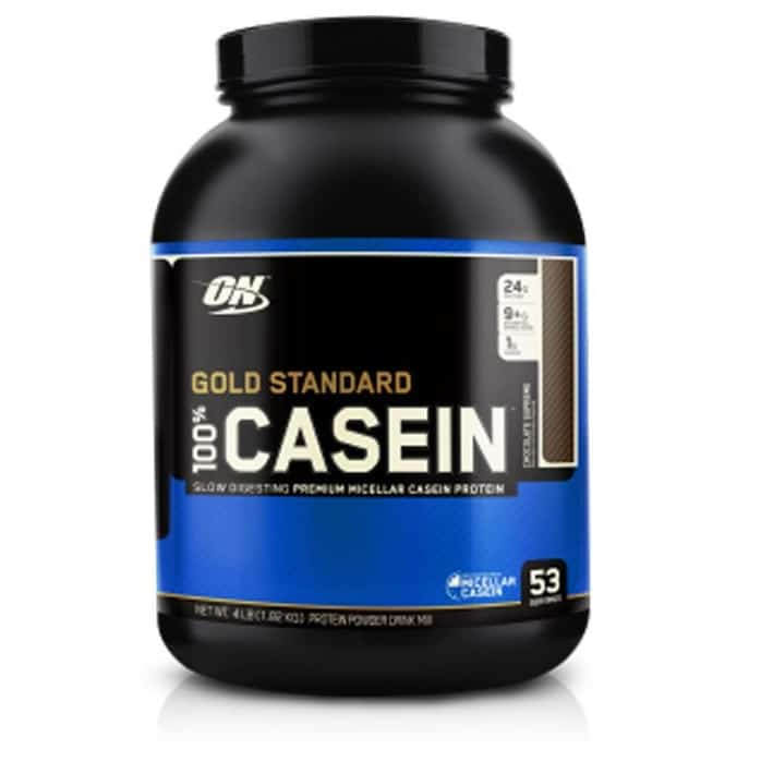 Recommended Supplements - Casein Protein Powder
