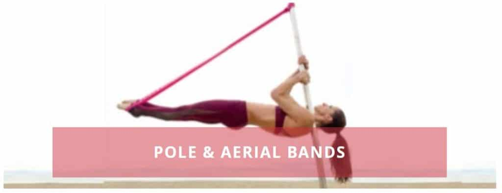 Fit Life Pole and Aerial Bands