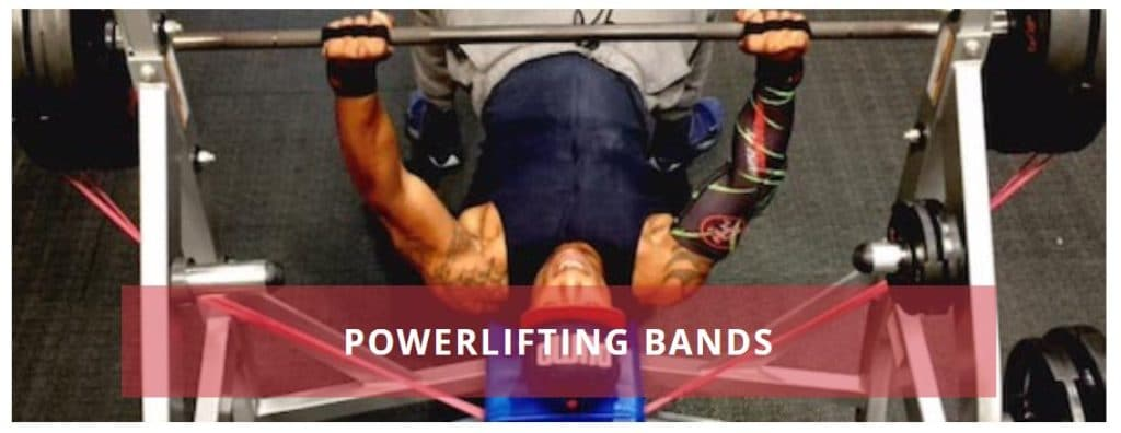 Fit Life Powerlifting Resistance Bands