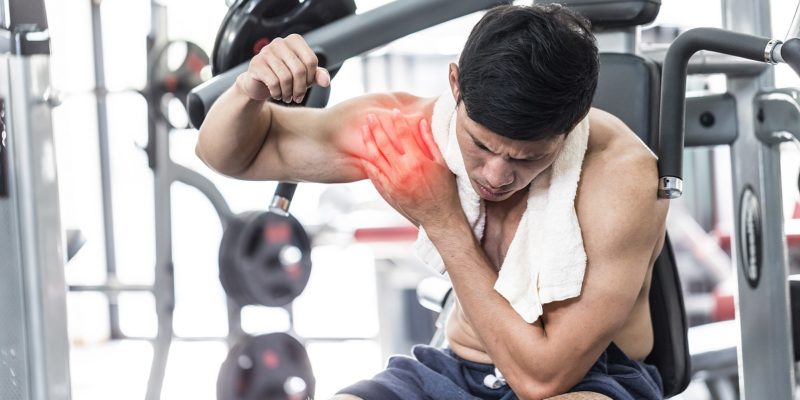fit life shoulder pain